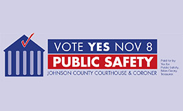 'Vote Yes for Joco Public Safety'