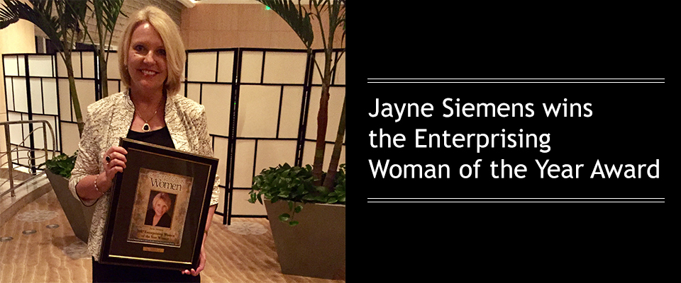 Enterprising Woman of the Year Award